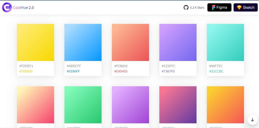 17 Situs Inspirasi Warna Terbaik  Untuk Seorang Designer