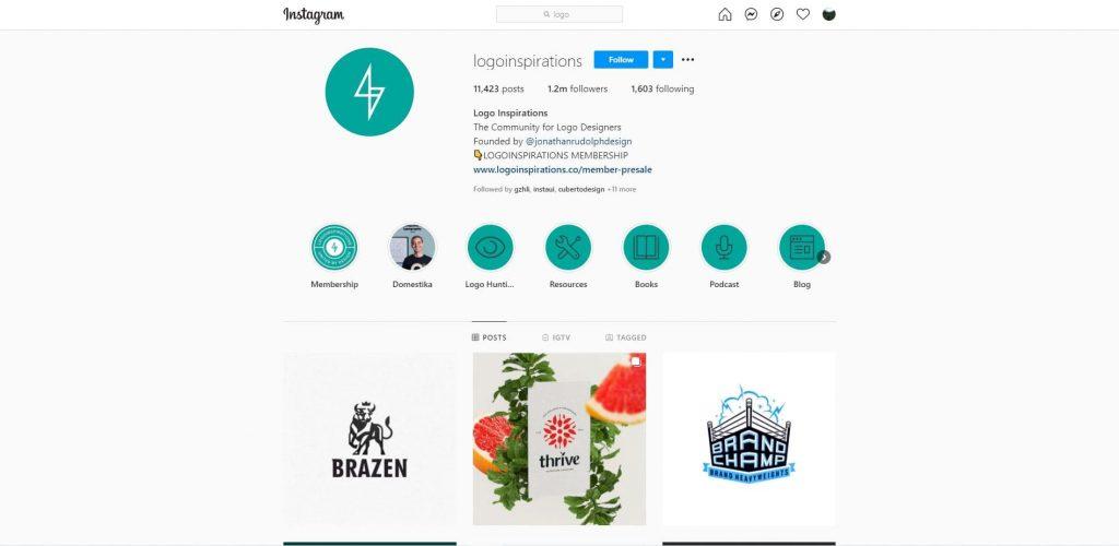 3  Website Inspirasi Logo Keren yang Jarang Diketahui