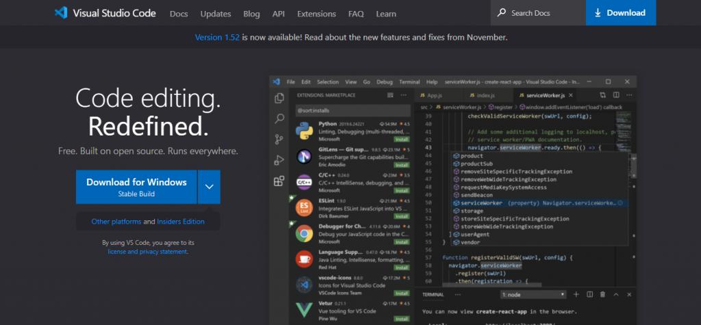 Cara Mudah Install Visual Studio Code di Windows | Terbaru
