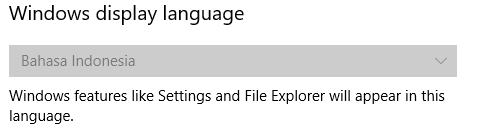 Cara Mengganti Bahasa Laptop/PC Windows 10 | Mudah & Praktis
