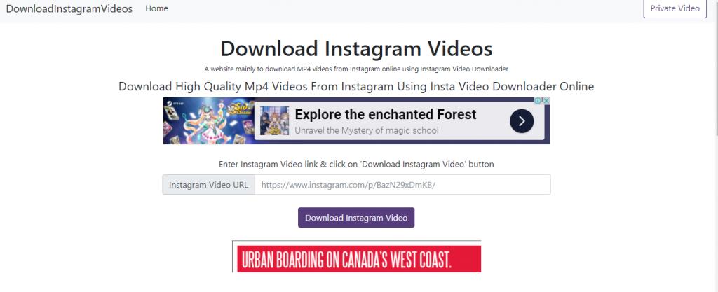 Cara Download Video Mudah di Instagram Tahun 2021