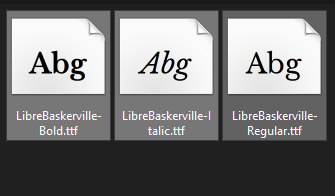 Cara Install Font Dengan Mudah Tahun 2021