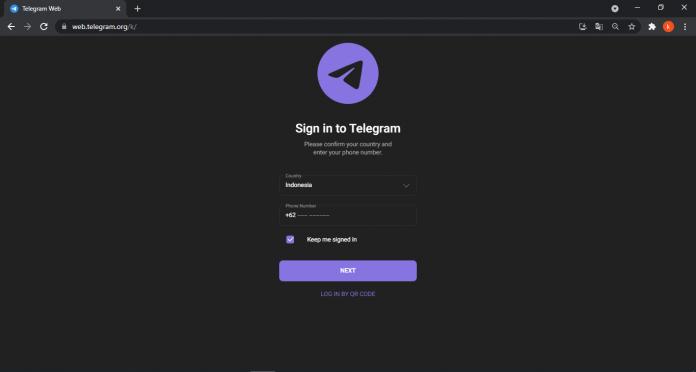 Cara Mudah Menggunakan Telegram Web
